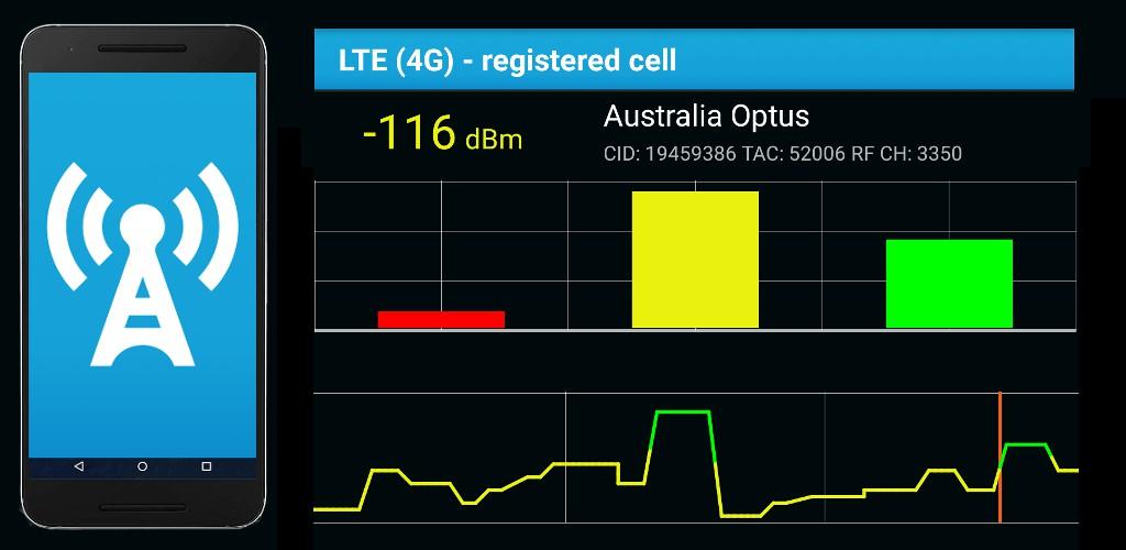free phone signal strength app