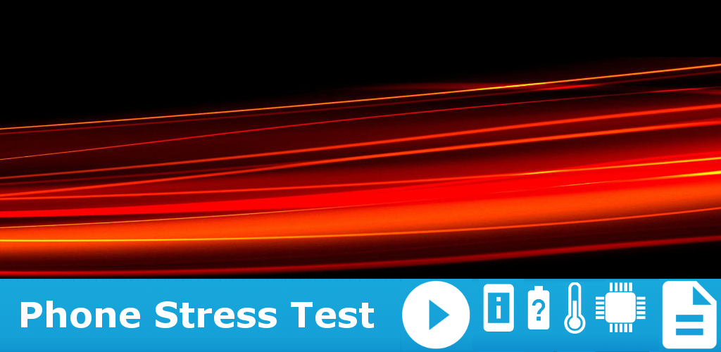 phone stress test